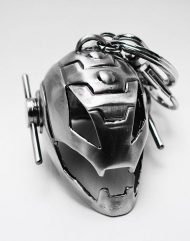 MARVEL COMICS - METAL KEYCHAIN ULTRON HELMET