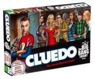 CLUEDO - THE BIG BANG THEORY BOARD GAME