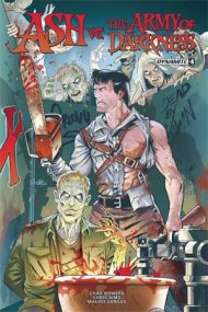 Ash vs The Army Of Darkness #4 Brent Schoonover Regular Cover