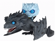 GAME OF THRONES - NIGHT KING ON DRAGON - FUNKO POP! VINYL FIGURE
