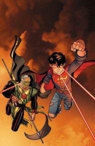 Action Comics Vol 2 #990 Nick Bradshaw Lenticular Cover (The Oz Effect)