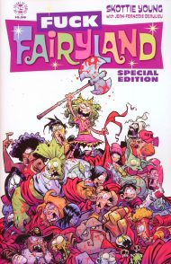 I Hate Fairyland Special Edition Cover B Variant F*ck Image Cover