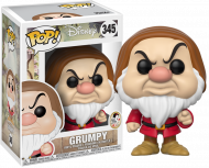 SNOW WHITE AND THE SEVEN DWARFS - GRUMPY - FUNKO POP! VINYL FIGURE