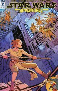 Star Wars Adventures #2 Elsa Charretier Variant Cover