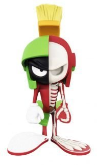 LOONEY TUNES XXRAY FIGURE – MARVIN THE MARTIAN  10 CM