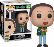 RICK AND MORTY - JERRY - FUNKO POP! VINYL FIGURE