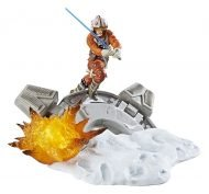 HASBRO - STAR WARS BLACK SERIES CENTERPIECE DIORAMA - LUKE SKYWALKER 15 CM