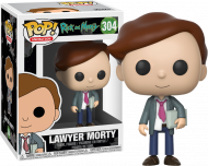 RICK AND MORTY - LAWYER MORTY - FUNKO POP! VINYL FIGURE