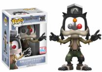 Funko Pop Disney 268 Kingdom Hearts 12371 Halloween Donald NYCC2017