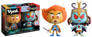 NYCC 2017 - THUNDERCATS - LION-O AND MUMM-RA 2 PACK - VYNL FUNKO FIGURE
