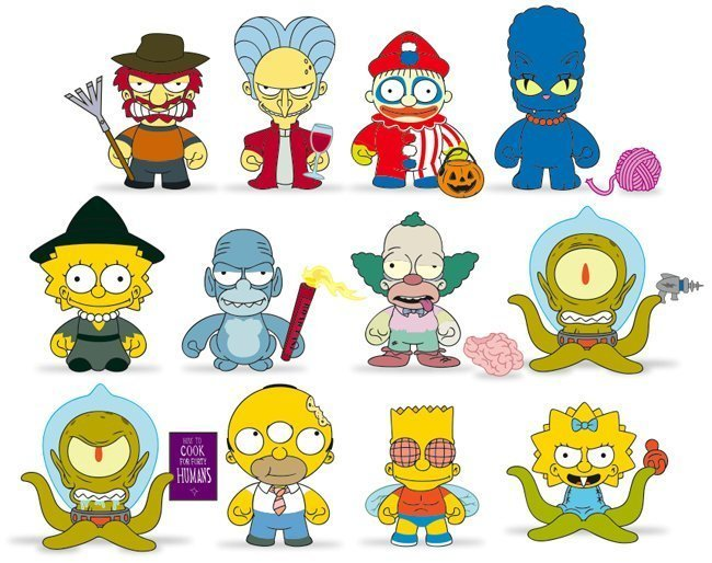 The Simpsons 2 Pop Addiction Funko Pop Collectables