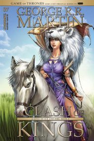 Game of Thrones: Clash of Kings #7 Mike Miller Regular Cover