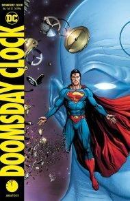 Doomsday Clock #1 Gary Frank Variant Edition