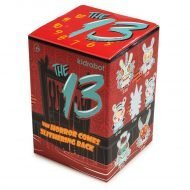 KIDROBOT -THE 13: THE HORROR COMES SLITHERING BACK - BLIND BOX