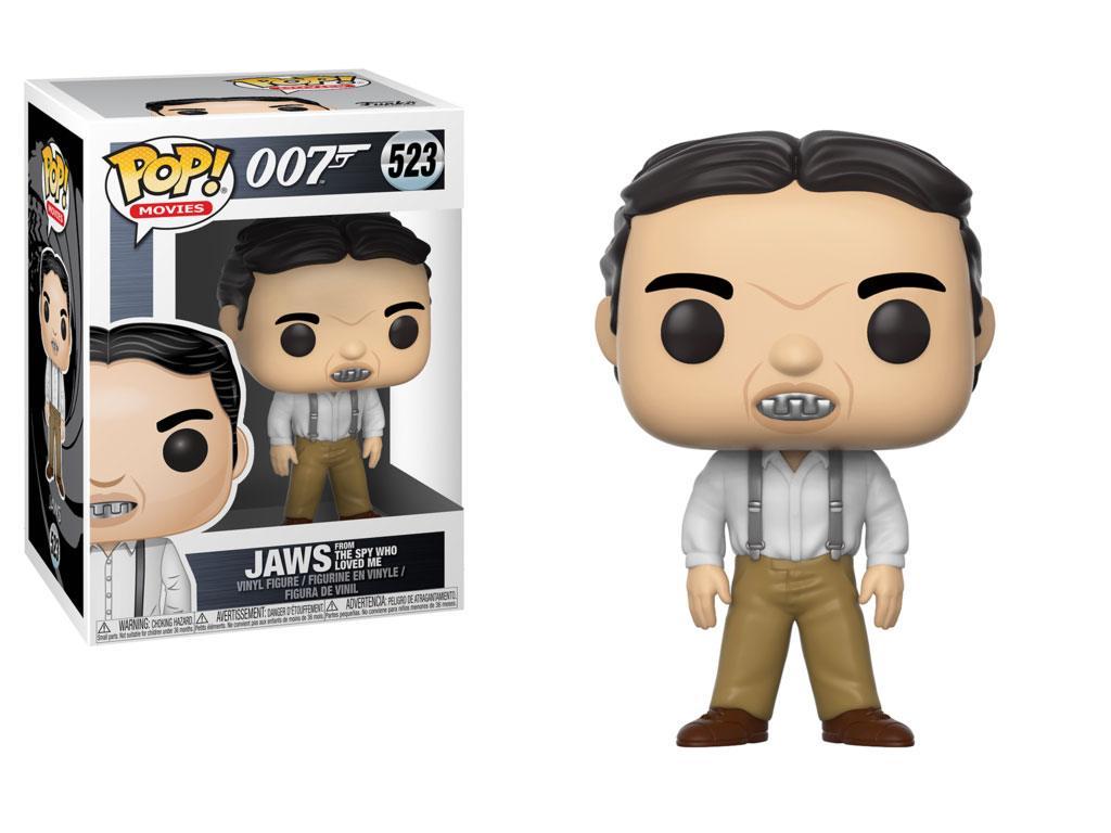 James Bond Jaws Funko Pop Vinyl Figure Pop
