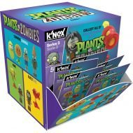 BLINDBAG: PLANTS VS ZOMBIES – BUILDABLE K'NEX FIGURES 5 CM – WAVE 3