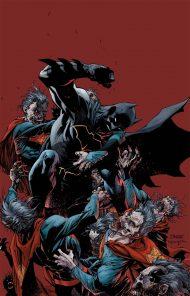 Dark Nights Metal #4 Jim Lee & Scott Williams Variant Cover