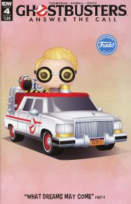 Ghostbusters: Answer the Call #4 Philip Branesky Funko Variant Cover