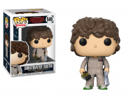 STRANGER THINGS - GHOSTBUSTER DUSTIN - FUNKO POP! VINYL FIGURE
