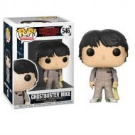 STRANGER THINGS - GHOSTBUSTER MIKE - FUNKO POP! VINYL FIGURE