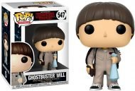 STRANGER THINGS - GHOSTBUSTER WILL - FUNKO POP! VINYL FIGURE