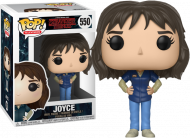STRANGER THINGS - JOYCE IN WORK UNIFORM - FUNKO POP! VINYL FIGURE