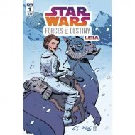 Star Wars Adventures - Forces Of Destiny: Leia #1 Elsa Charretier Regular Cover