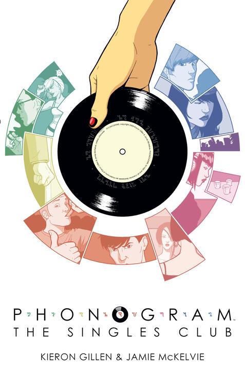 Phonogram Vol. 2: The Singles Club TP