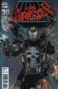 Punisher Vol 10 #218 Tim Bradstreet Lenticular Homage Variant Cover (Marvel Legacy Tie-In)