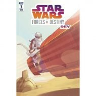 Star Wars Adventures - Forces Of Destiny: Rey #1 Arianna Florean Variant Cover