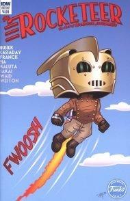 Best of Rocketeer Adventures Funko Edition