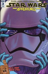 Star Wars Adventures #3 Babs Tarr Variant Cover