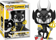 CUPHEAD - THE DEVIL - FUNKO POP! VINYL FIGURE