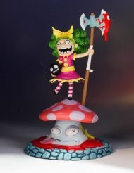 I HATE FAIRYLAND - GERTRUDE SDCC 2017 EXCLUSIVE STATUE 17 CM