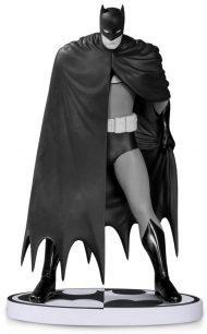 DAVID MAZZUCCHELLI - DC COMICS - BATMAN BLACK & WHITE STATUE 20 CM