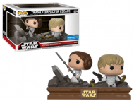 STAR WARS - MOVIE MOMENTS TRASH COMPACTOR ESCAPE 2-PACK - FUNKO POP! VINYL FIGURE