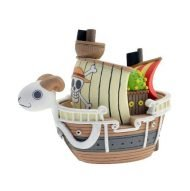 ONE PIECE - BUST BANK - SHIP GOING MERRY 8 CM