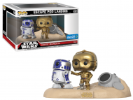 STAR WARS - MOVIE MOMENTS ESCAPE POD LANDING 2-PACK - FUNKO POP! VINYL FIGURE