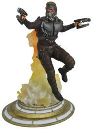 MARVEL GALLERY – GUARDIANS OF THE GALAXY VOL. 2 - STAR-LORD PVC STATUE 25 CM