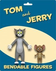 LOONEY TUNES BENDABLE - TOM & JERRY 2-PACK