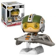 STAR WARS EPISODE VII - WEDGE ANTILLES WITH SNOW SPEEDER  - FUNKO POP! VINYL FIGURE
