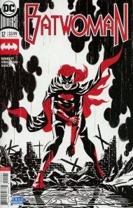 Batwoman Vol 2 #12 Michael Cho Variant Cover