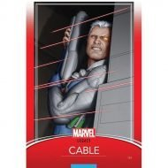 Cable Vol 3 #154 John Tyler Christopher Trading Card Variant Cover (Marvel Legacy Tie-In)