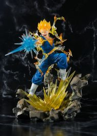 DRAGON BALL Z - SUPER SAIYAN VEGETTO TAMASHII PVC STATUE  19 CM