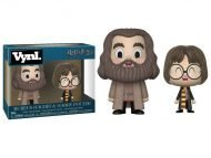 HARRY POTTER – RUBEUS HAGRID AND HARRY POTTER – VINYL FUNKO 2 PACK