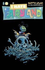 I Hate Fairyland #16 Skottie Young Regular Cover