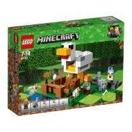 LEGO - MINECRAFT - THE CHICKEN COOP