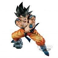 BANPRESTO - DRAGON BALL Z - SON GOKU SUPER KAMEHAME-HA PREMIUM FIGURE - COLOR EDITION 20 CM