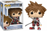 KINGDOM HEARTS - BRAVE FORM SORA - FUNKO POP! VINYL FIGURE