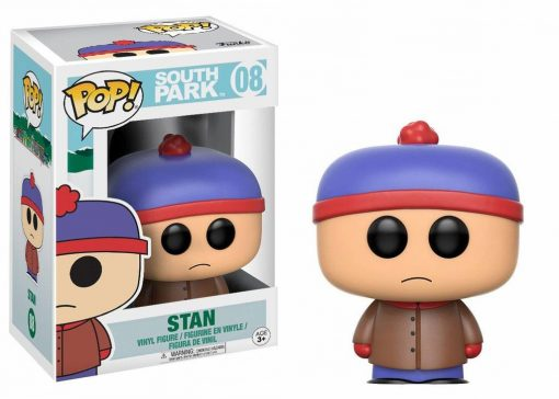 SOUTH PARK - PROFESSOR CHAOS - FUNKO POP! VINYL FIGURE